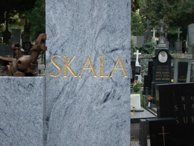 Памятник с ангелом Инсар Мемориальный одиночный комплекс из двух видов гранитов Щигры