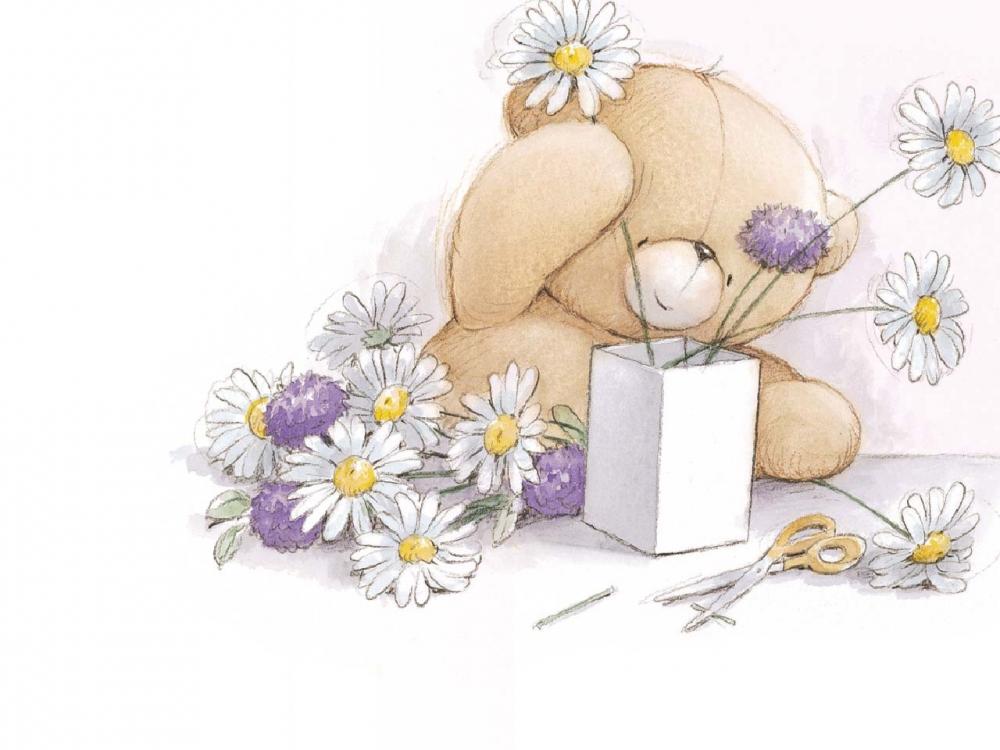 """Результат пошуку зображень за запитом """"Милые и очень красивые открытки с мишками."""""""