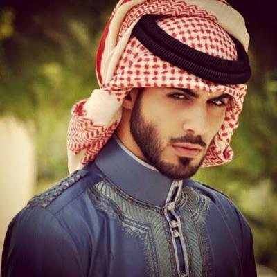 мусульманин с красивой бородой фото
